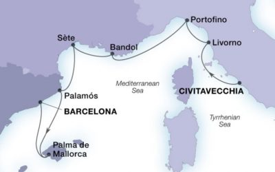 The Best Way To See The Mediterranean with Seabourn